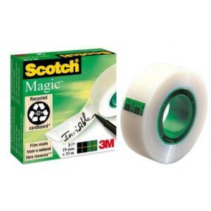 Ragasztószalag 3M/Scotch Magic 19mmx33m 810-19