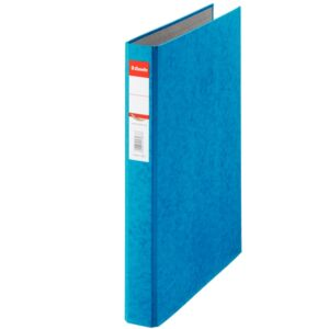 Gyűrűskönyv Esselte RAINBOW A4, 35mm, kék Esselte 1db rendelési egység ár 1db-ra
