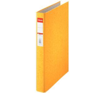 Gyűrűskönyv Esselte RAINBOW A4, 35mm, sárga Esselte 1db rendelési egység ár 1db-ra