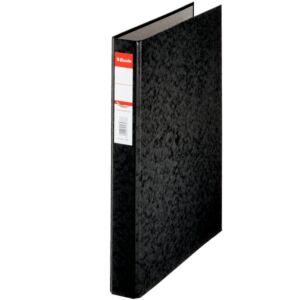 Gyűrűskönyv Esselte RAINBOW A4, 35mm, fekete Esselte 1db rendelési egység ár 1db-ra