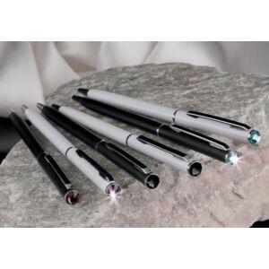 Swarovski toll fekete 20 Slim Bíbor Lila Kristály Made With Swarovski Elements
