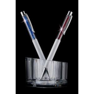 Swarovski toll krém test 20 Felül Zafírkék Kristály Made With Swarovski Elements