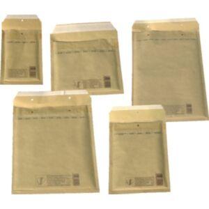 Boríték légpárnás W CD Euro szilikonos 180x165mm fehér 100db/doboz