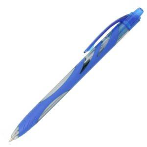 Toll Zebra Ola kék nyomógombos golyóstoll 13942