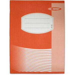 Füzet 87-32 A4 kockás hagyományos iskolaszezonos termék