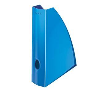 Iratpapucs Leitz WOW WOW metálfényű, kék Leitz 1db rendelési egység ár 1db-ra