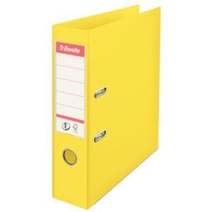 Iratrendező Esselte STANDARD VIVIDA A4 75mm élvédős sárga Esselte 10db rendelési egység ár 1db-ra