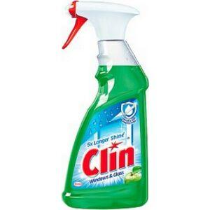 Ablaktisztító Clin 500 ml pumpás szórófejes Apple