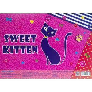 Asztali könyöklő CFS Plastic Cool for School Sweet Kitten - cicás 385x270mm Papiron iskolaszezonos termék