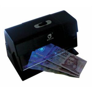 Bankjegyvizsgáló ABJ92 UV lámpa BJ 92 ACCUBANKER pénzvizsgáló