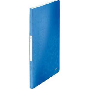 Bemutatómappa A4 Leitz 20 zsebes Wow, kék Iratrendezés, archiválás