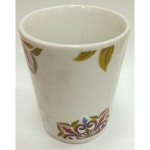 Bögre porcelán kúpos 250ml tavaszi virágok
