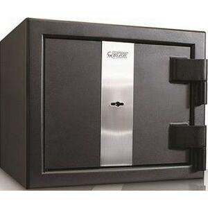 Bútorszéf Azurit I. kulcsos zár 280x340x300 mm