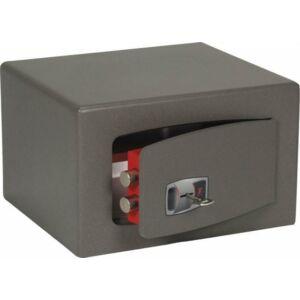 Bútorszéf kulcsos zár 19L 220x350x300mm SMKO 3