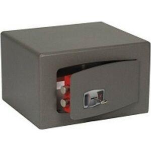 Bútorszéf kulcsos zár 31L 280x400x350mm SMKO 4