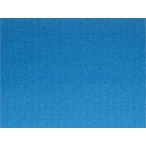 Dekorgumi A/4 2mm bolyhos kék