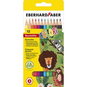Eberhard Faber Színes ceruza 12db készlet E514812