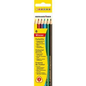 Eberhard Faber színes ceruza 6db készlet E511406