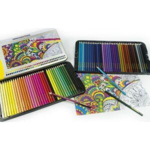 Eberhard Faber színes ceruza 72db fém dobozban készlet E514872