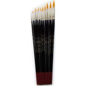 Ecset 2-es Südor Akvarell hosszú nyéllel Művészecset rendelésre
