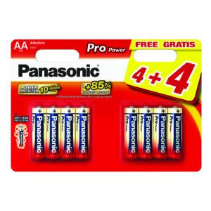 Elem AA Panasonic Pro Power ceruza elem
