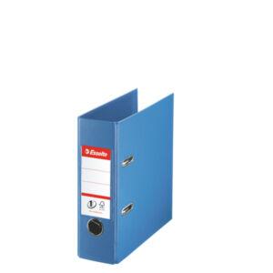 Iratrendező Esselte STANDARD VIVIDA A/5 75mm élvédős kék Esselte 1db rendelési egység ár 1db-ra