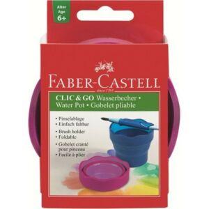 Faber-Castell ecsettál Clic