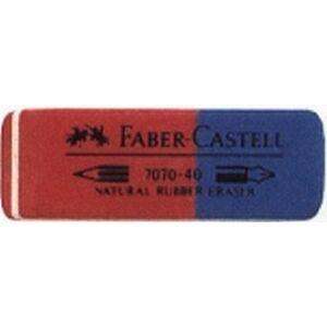 Faber-Castell radír kaucsuk 187080. 7070B-80 prémium minőségű termék 187080