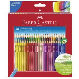 Faber-Castell színes ceruza 48db Grip 112449 112449