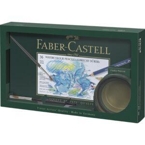 Faber-Castell színes ceruza 36db Albrecht Dürer Aquaerll fém dobozban 217505