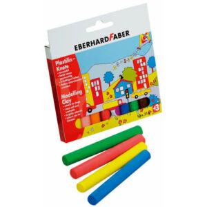 Eberhard Faber gyurma színes 10db  plasztik E572011