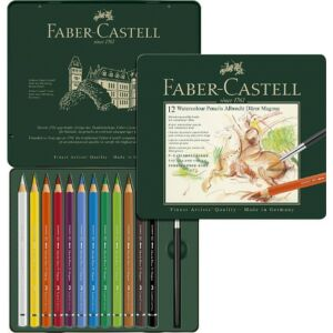 Faber-Castell művészceruza 12db AG-ceruza AD MAGNUS
