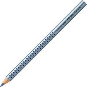 Faber-Castell színes ceruza Grip 2001 Jumbo metál kék 110984