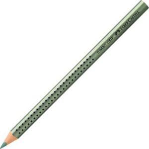 Faber-Castell színes ceruza Grip 2001 Jumbo metál zöld 110985