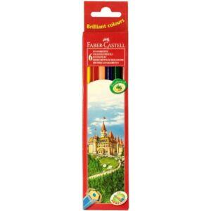 Faber-Castell színes ceruza 6db Várak 120 106 120 106
