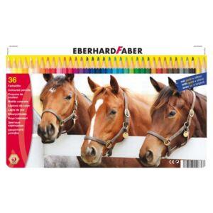 Eberhard Faber Színes ceruza 36db fémdobozos