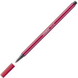 Filctoll sötét piros Stabilo Pen 68/50, 1mm-es Írószerek STABILO 68/50