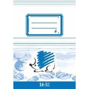 Füzet 14-32 A5 vonalas ICO Ico Süni 80g-os papírból 1. osztályos füzet