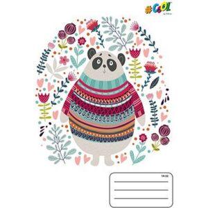 Füzet 14-32 A5 vonala Victoria Victoria COOL by Cute bears 32lap 1. osztályos füzet