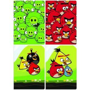 Füzet A5 Interdruk 60lapos von VONALAS Angry Birds vegyes mintákkal A minta szabadon nem választható! AB