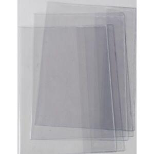 Füzetborító A5 Victoria bújtatós PVC 90mik víztiszta 10db/csom Füzet-Könyvborító Victoria