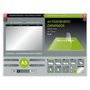 Füzetborító A5 öntapadós Ars U 35x26 cm, 10db-os tankönyv és füzetborító kollekció