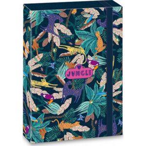 Füzetbox A4 Ars Una Jungle (5062) 21