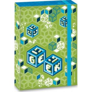Füzetbox A5 Ars Una Geek (5065) 21