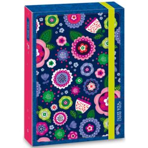 Füzetboxgumis A5 Virágos La belle Fleur virágos (805) 17' Ars Una dosszié kollekció