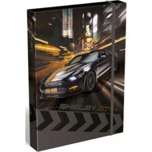 Füzetbox gumis A4 Ford - Shelby GT-H 21' Lizzy kollekció