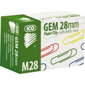 Gémkapocs 28mm M 28 ICO színes magam minőségű anyagból gyártott