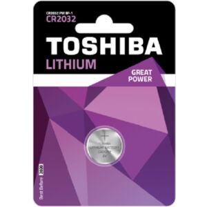 Gombelem Toshiba CR2032 lithium battery 3V