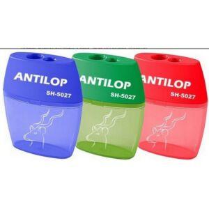 Hegyező Antilop tartályos 2lyukú iskolaszezonos termék
