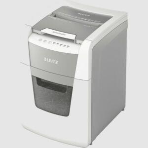 Iratmegsemmisítő Leitz IQ AutoFeed SmallOffice 100 P4 Pro Irodatechnika
